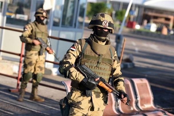 Egypte : 52 jihadistes tués au cours des derniers jours dans la péninsule du Sinaï