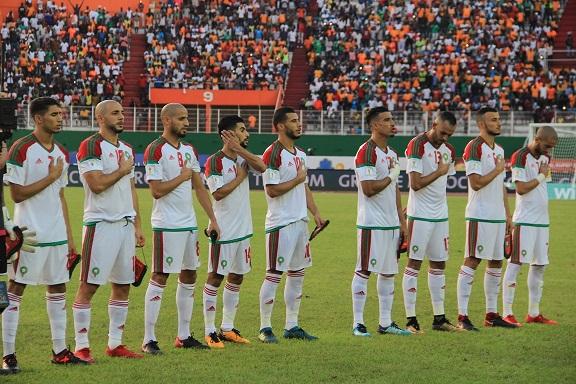 Mondial 2018 le maroc face l espagne et au portugal afriquinfos - Maroc qualification coupe du monde ...