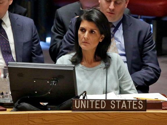 USA-Afrique: Nikki Haley, cette franche parleuse qui façonne la politique africaine de Trump