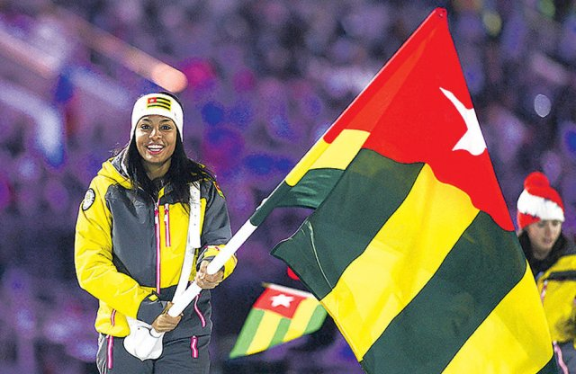Togo : le président Faure Gnassingbé adresse des mots d'encouragements et de soutiens à la skieuse Mathilde-Amivi Petitjean