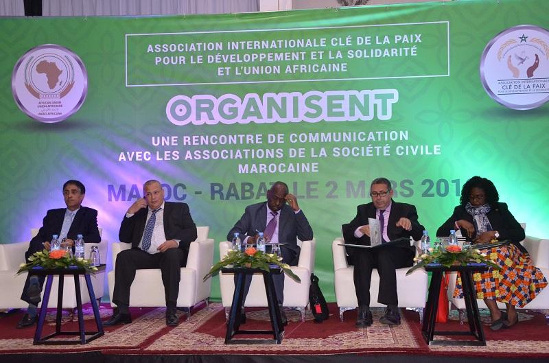 Rabat: L'Ecosocc-UA dans la ligne de mire des associations de la société civile marocaine