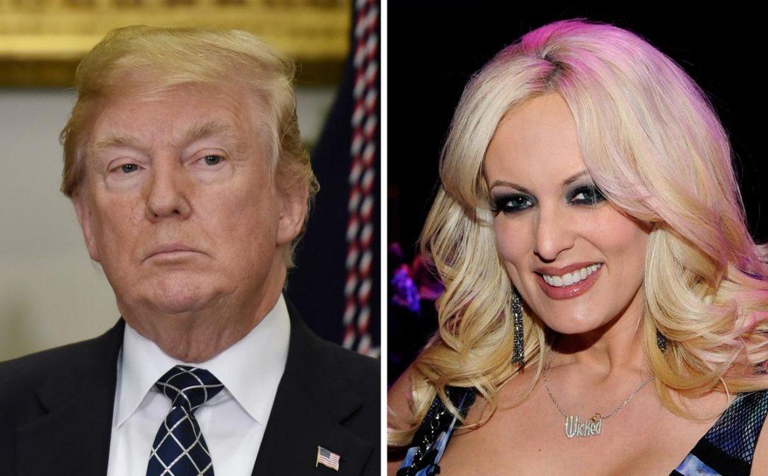 Une actrice porno poursuit Trump pour faire invalider un accord de confidentialité