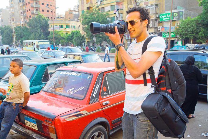 Égypte : un journaliste en détention lauréat du Prix de la liberté de la presse de l'UNESCO