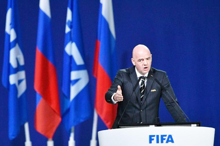 Prochaines élections à la Fifa : Infantino, seul candidat à sa succession