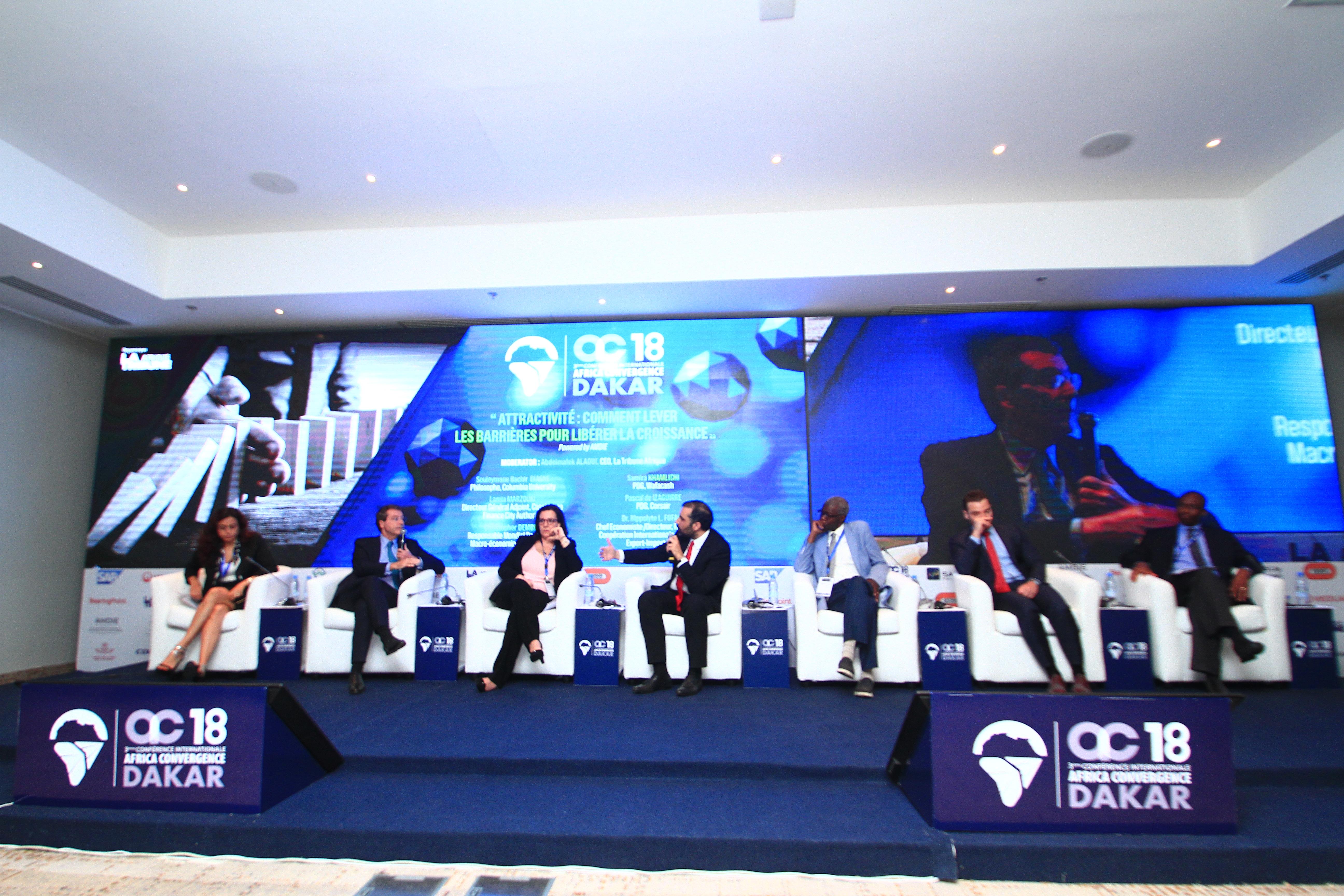 Accompagner l'émergence africaine/La Conférence «Africa Convergence» désormais incontournable sur le continent
