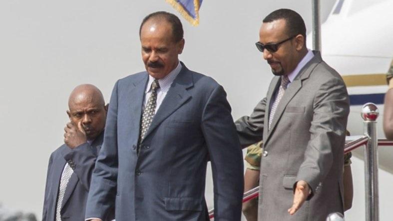 Réchauffement des relations: l'Ambassade d'Ethiopie rouvre ses portes à Asmara