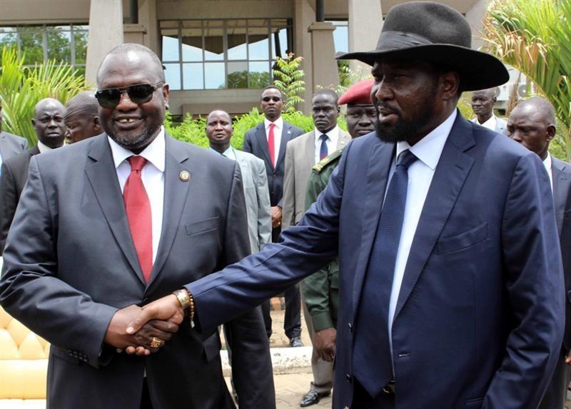 Soudan du Sud/ Accord de Paix: tous les prisonniers politiques relaxés