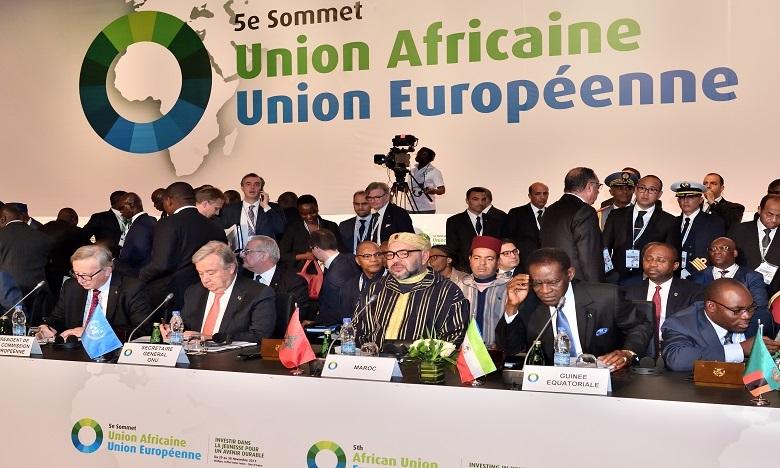 CoopérationUE-Afrique : le président de la Commission Européenne vise 10 millions d'emplois en 5 ans sur le Continent