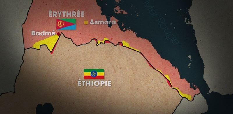 Ethiopie-Erythrée: Après 20 ans de conflits, la frontière entre les deux pays rouverte