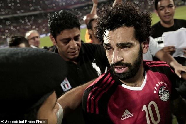 Elim CAN 2019: En froid avec la Fédération Egyptienne de Football, Mohamed Salah bien présent au Caire pour affronter le Niger