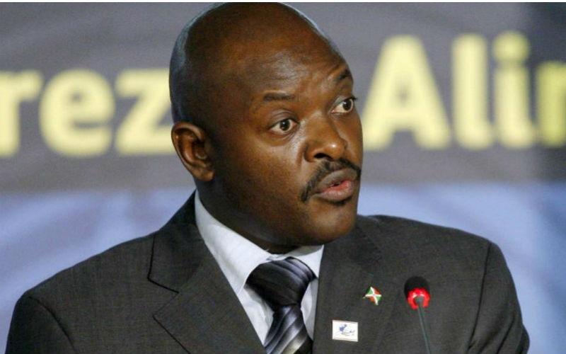 Burundi: un rapport de l'ONU épingle directement le président Nkurunziza dans les violences