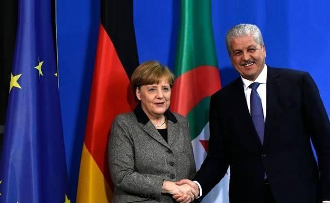 Visite d'Angela Merkel en Algérie: Alger s'engage à rapatrier tous ses ressortissants illégaux en Allemagne
