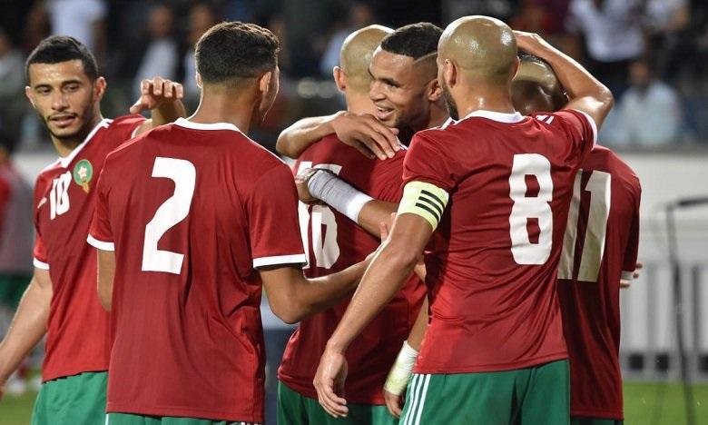 Classement FIFA: les Lions de l'Atlas poursuivent leur remontée au plan continental