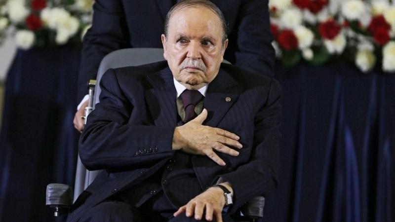 Algérie: à 81 ans, Abdelaziz Bouteflika, candidat du FLN pour la présidentielle de 2019