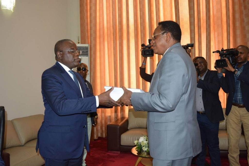 RDC: le projet de budget 2019 soumis à l'Assemblée nationale