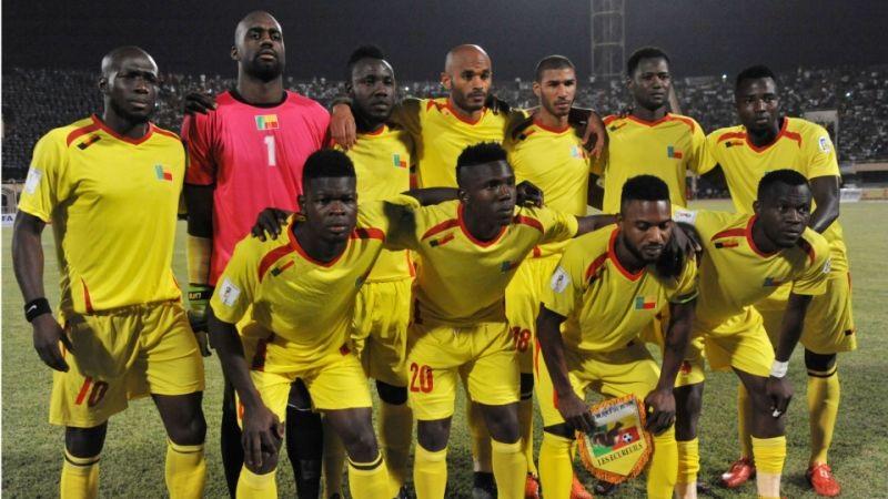 Football: la sélection nationale du Bénin veut changer d'appellation