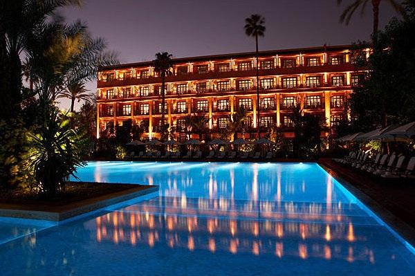 Tourisme: l'hôtel marocain «La Mamounia» désigné «Meilleur hôtel au monde»