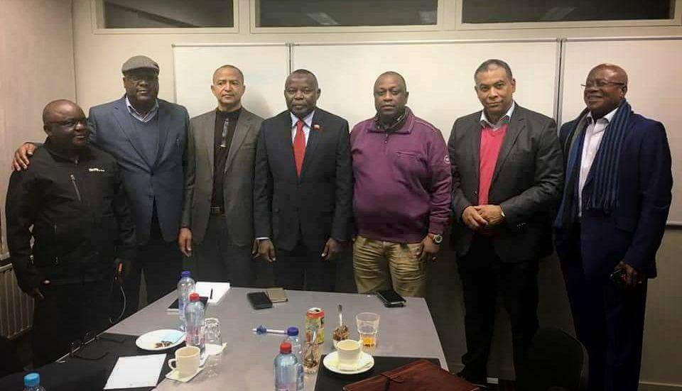 RDC/Présidentielles: le candidat commun de l'opposition sera connu d'ici le 15 novembre