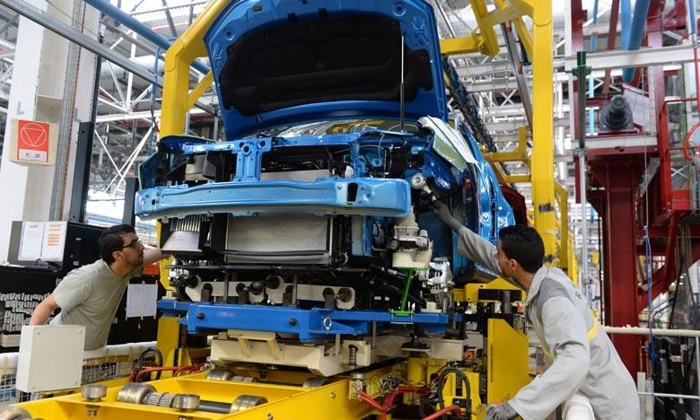Industrie automobile: le Maroc doublera sa production à l'horizon 2022