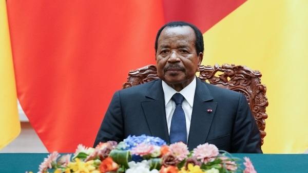 Cameroun: Paul Biya rempile pour un 7ème mandat