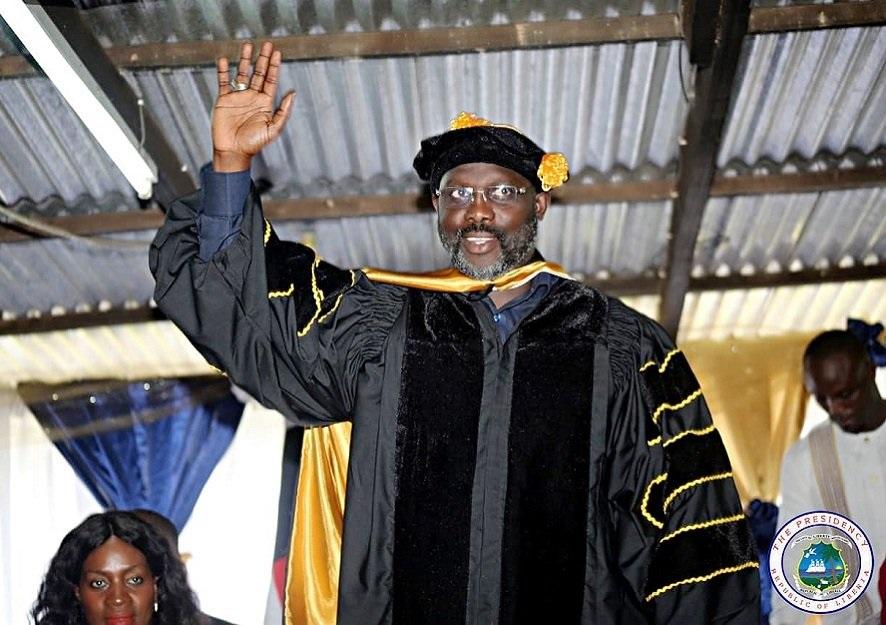 Liberia/Enseignement supérieur: George Weah rend gratuit les frais d'inscription pour les étudiants du premier cycle