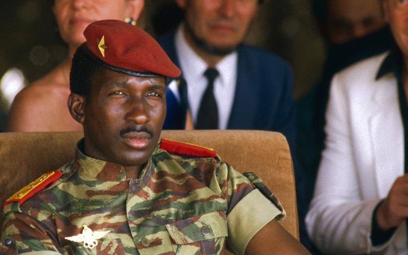 Burkina-Faso: une statue de 5 m pour commémorer les 31 ans de décès du «camarade Sankara»