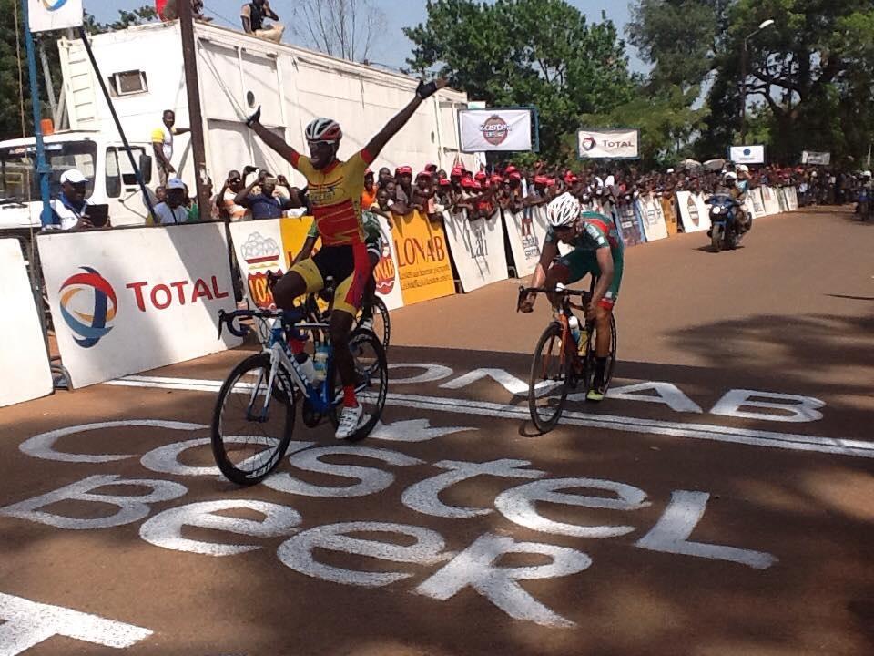 Tour du Faso/Etape 4: le local Mathias Sorgho reprend le maillot jaune