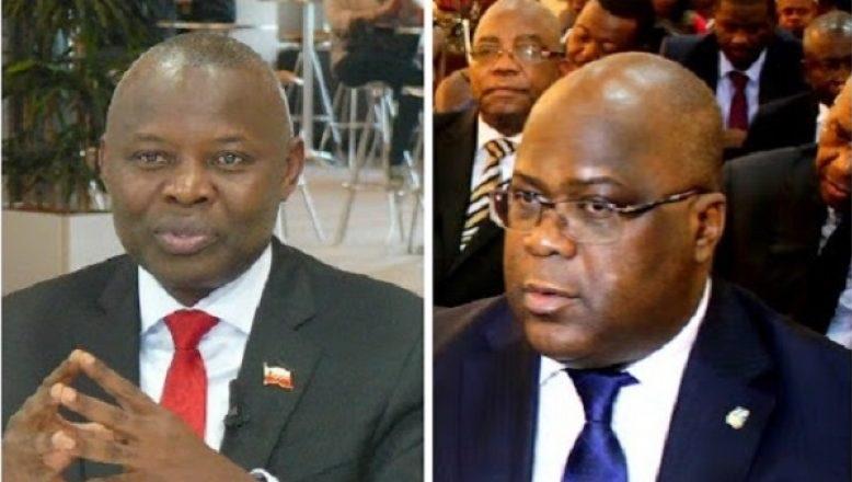 Présidentielle en RDC: un sondage place Félix Tshisekedi et Vital Kamerhe en tête des intentions de vote