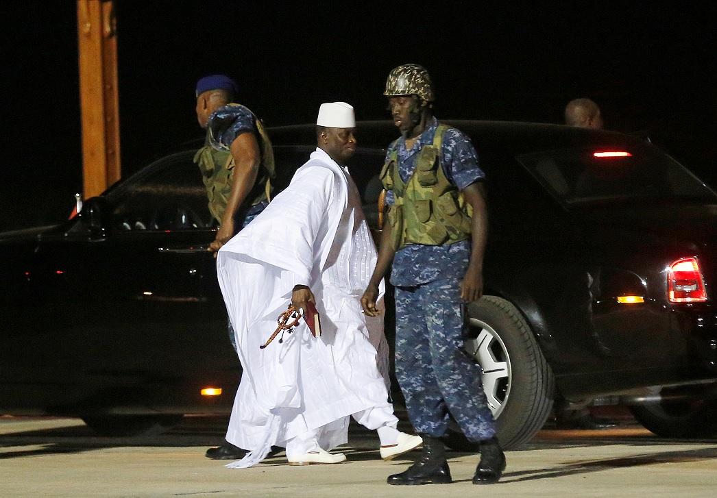Régime Jammeh/Violations des droits de l'Homme: Une commission prend fonction ce lundi