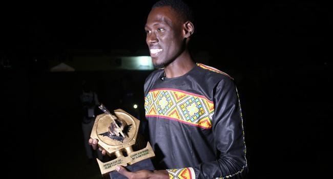 Coupe d'Afrique de Slam et de Poésie: le Sénégalais «Al-Faruq», champion d'Afrique