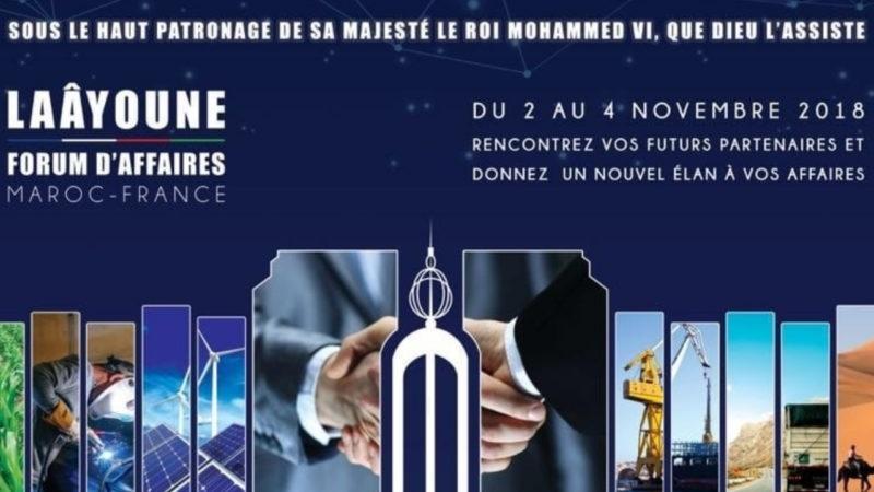 Forum France-Maroc: le Royaume veut booster l'essor économique au Sahara occidental