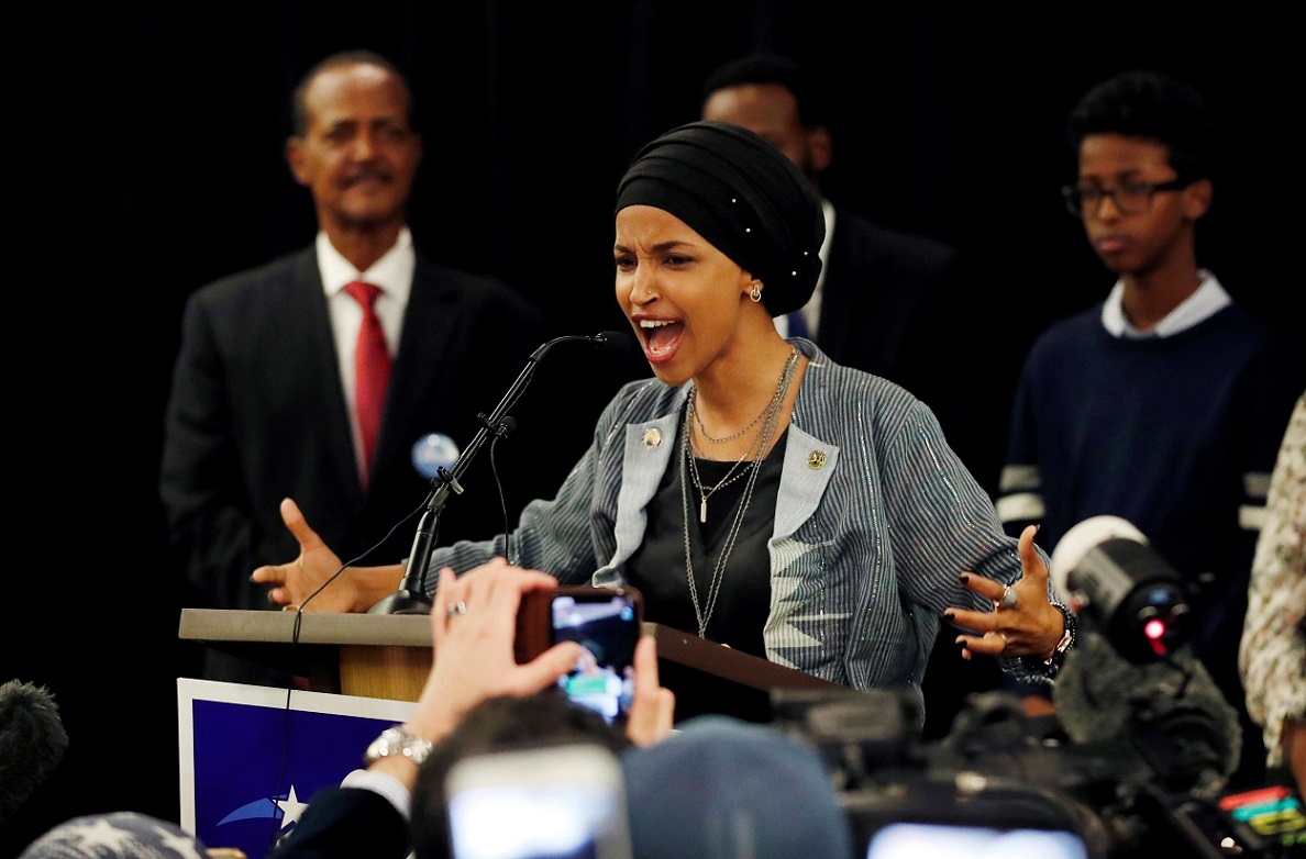 « American Dream » : Ilhan Omar, réfugiée somalienne devenue  Congresswoman