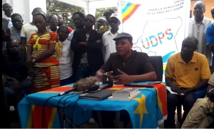 RDC/Candidature unique de l'opposition: l'UDPS dit non à la candidature de Martin Fayulu