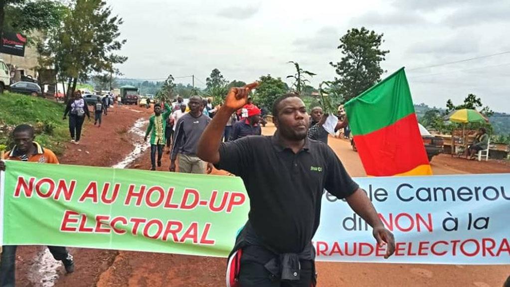 Cameroun: dix-neuf partisans de Maurice Kamto arrêtés lors d'une manifestation