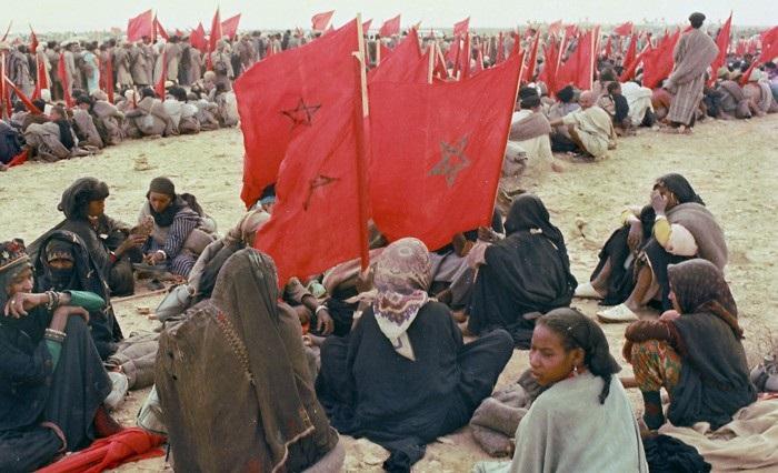 Maroc: le peuple marocain célèbre le 43ème anniversaire de la Marche Verte