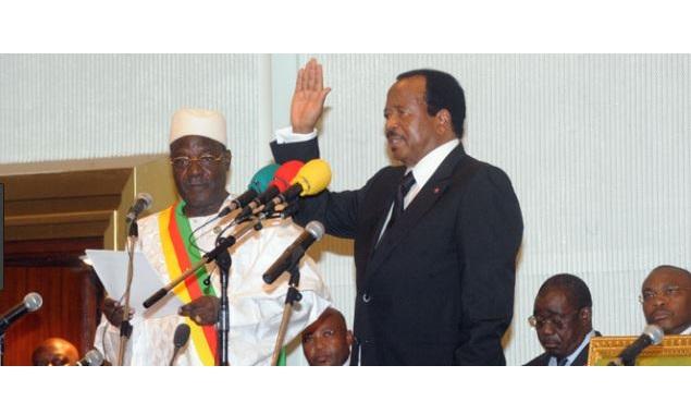 Cameroun: Paul Biya prête serment pour son 7ème mandat ce vendredi