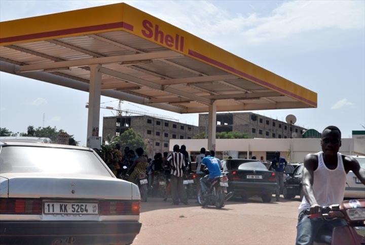 Burkina-Faso: hausse de 75 FCFA des prix des produits pétroliers