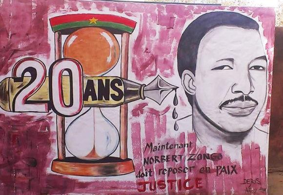 20 ans après la mort de Norbert Zongo : Une salle porte depuis ce 13 décembre son nom de plume au CNP/NZ à Ouaga