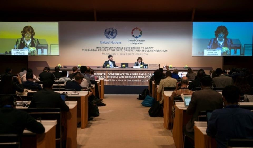 Migrations : le Pacte mondial pour des migrations sûres adopté à Marrakech