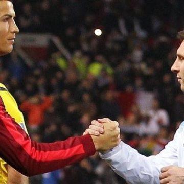Football : Cristiano Ronaldo invite Messi à le rejoindre en Serie A