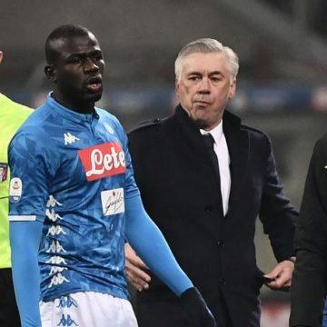 Racisme en Serie A : le Sénégalais Kalidou Koulibaly reçoit des soutiens tous azimuts