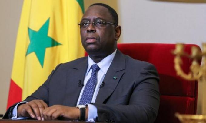 Sénégal : Macky Sall officiellement candidat à sa propre succession