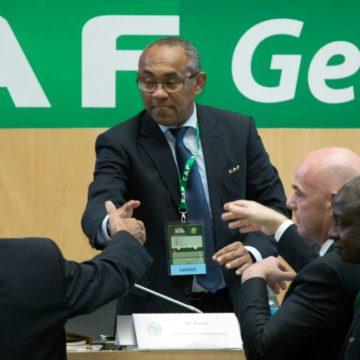 Les Etats-Unis refusent d'octroyer un visa au président de la CAF Ahmad Ahmad pour le Conseil de la FIFA à Miami