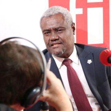 Moussa Faki (UA): «Une conférence de réconciliation est nécessaire en Libye»