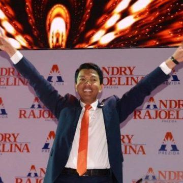 Madagascar : la Haute Cour Constitutionnelle entérine l'élection d'Andry Rajoelina