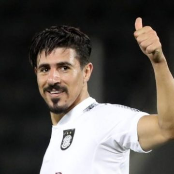 Football : Baghdad Bounedjah élu Ballon d'Or algérien 2018