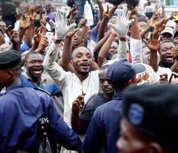 RDC : Des affrontements après l'annonce des résultats de l'élection