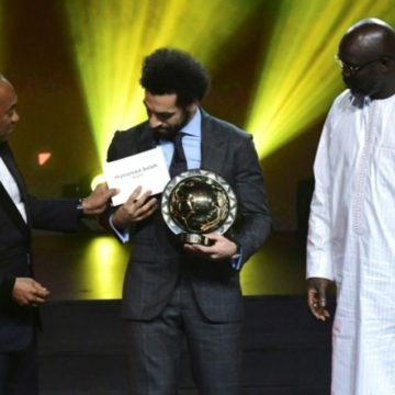 Ballon d'or Africain 2018 : Mohamed Salah réalise le doublé