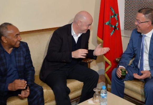 Mondial 2030 :  la candidature ibéro-marocaine au menu des Sommets Exécutifs de la FIFA à Marrakech