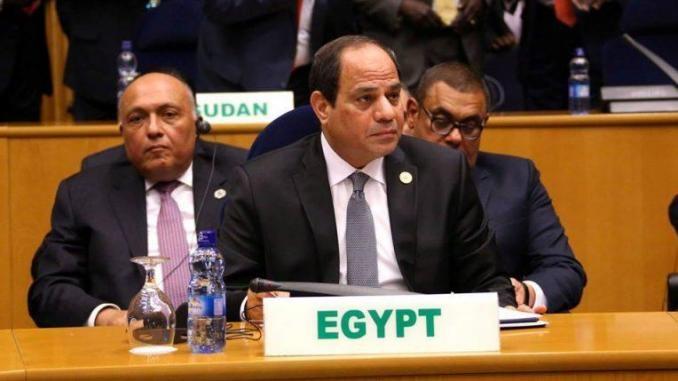 UA : Abdel Fattah al-Sissi, nouveau président en exercice de l'Union Africaine